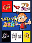 百变马丁字乐星ABC-今日动画-今日动画