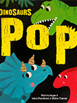 POP!动物反义立体书-Martina Hogan,Bob Daly-盖世童书