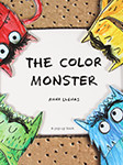 The Color Monster 我的情绪小怪兽-Anna Ellenas-盖世童书